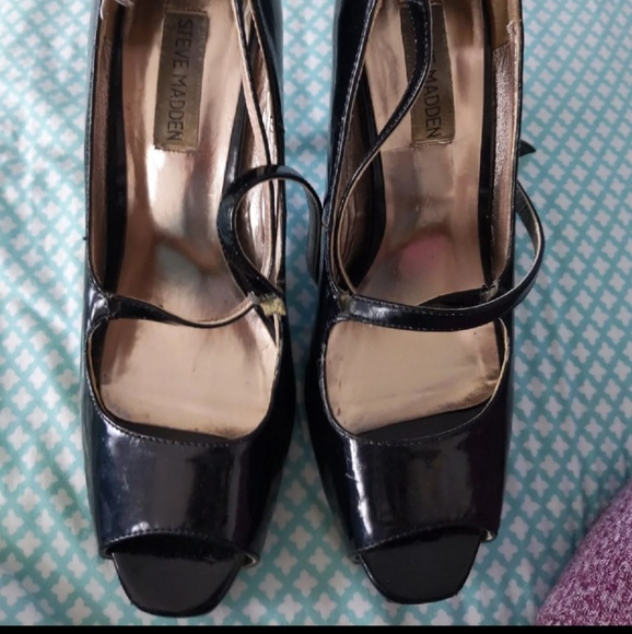 Steve Madden Shoes - Steve Madden heels size 9.5